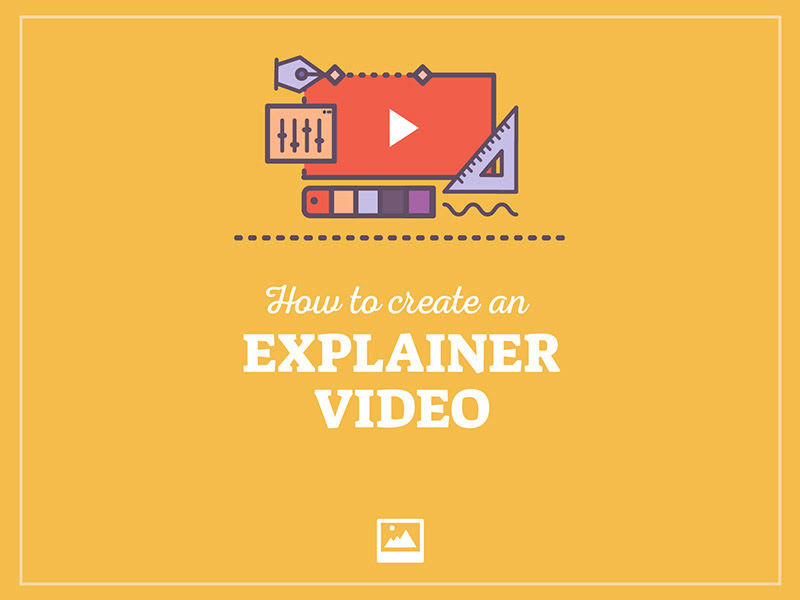 INFOGRAPHIC how to create an explainer video