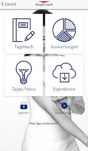 AtopiCoach Screenshot