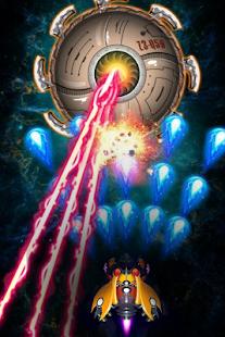 espacio shooter galaxy attack: 1.0.0 APK + Modificación (Unlimited money) para Android