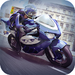 Super Motor Bike Racing Game Icon