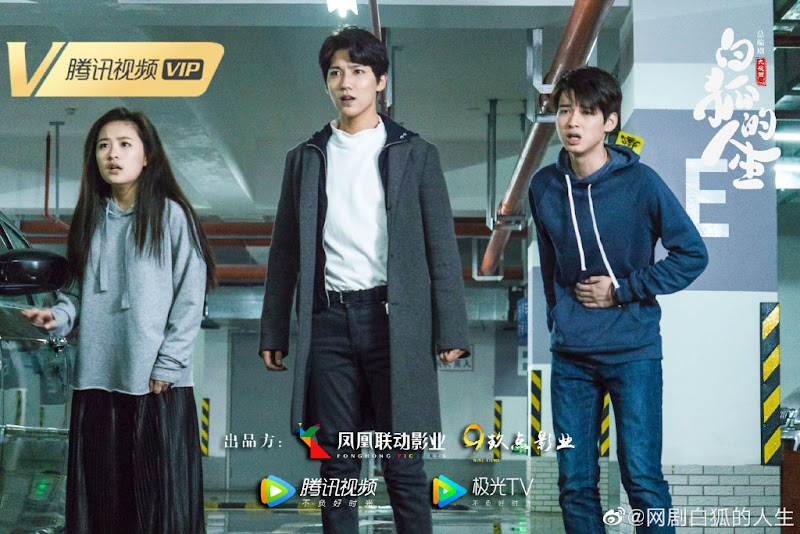 The Life of the White Fox China Web Drama