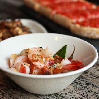 Gambas Al Ajillo (Shrimp Sauteed in Garlic) Recipe