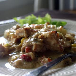 Homestyle Chicken Noodle Casserole