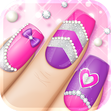 Fashion nail art designs game apps on google play fashion nail art designs game prinsesfo Gallery