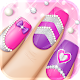 Fashion Nail Art Designs Game (game)
