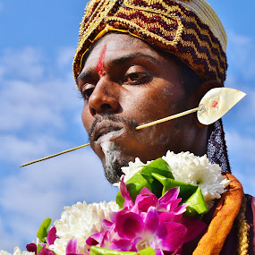 Thaipusam by Domi Chung - People Portraits of Men ( religion, thaipusam, male, devotee, portraits,  )