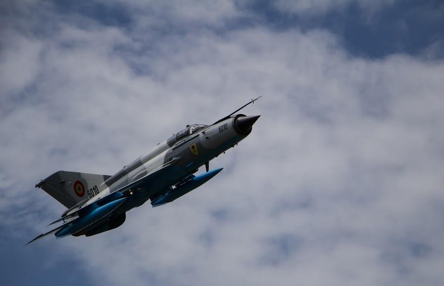 by Ciocan Vasilica - Transportation Airplanes