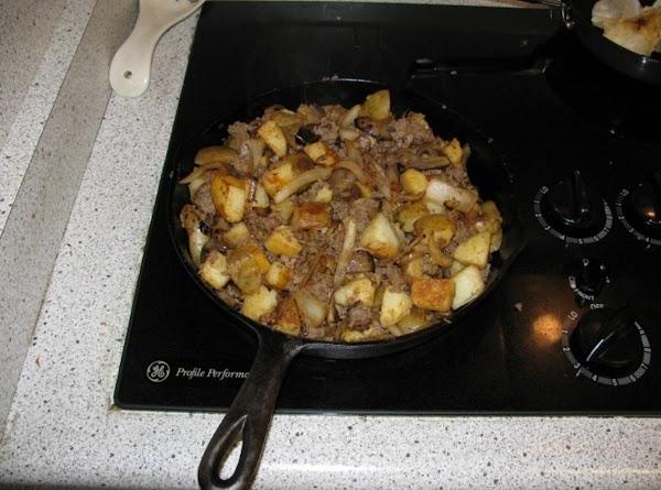 Camp-style Potatoes Recipe