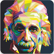 Albert Einstein Wallpaper 4k