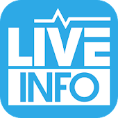 LiveInfo by LiveTrail Icon