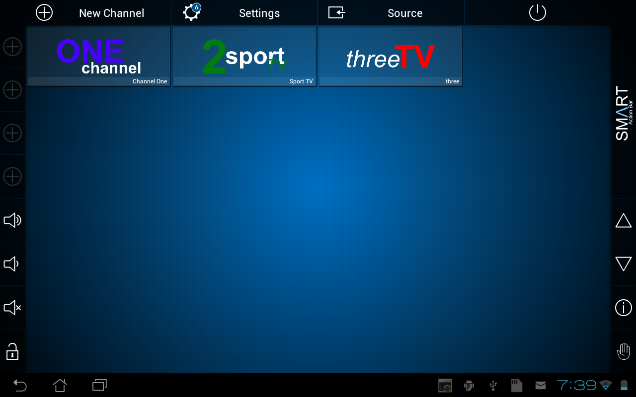 Smart TV Remote- screenshot