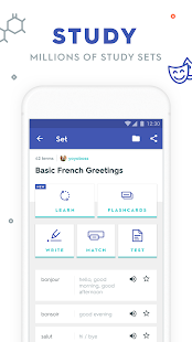 Quizlet: Learn Languages & Vocab with Flashcards– miniatyr av skärmdump
