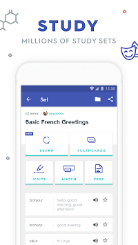 Quizlet: Learn Languages & Vocab with Flashcards APK screenshot thumbnail 5