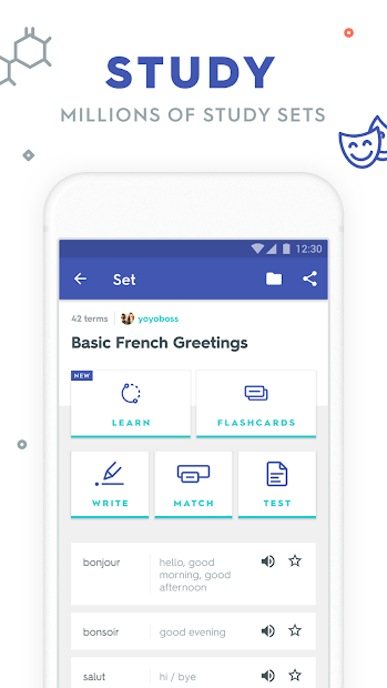 Quizlet: Learn Languages & Vocab with Flashcards on Google Play