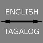 English - Tagalog Translator Icon