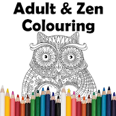 Adult & Zen Colouring