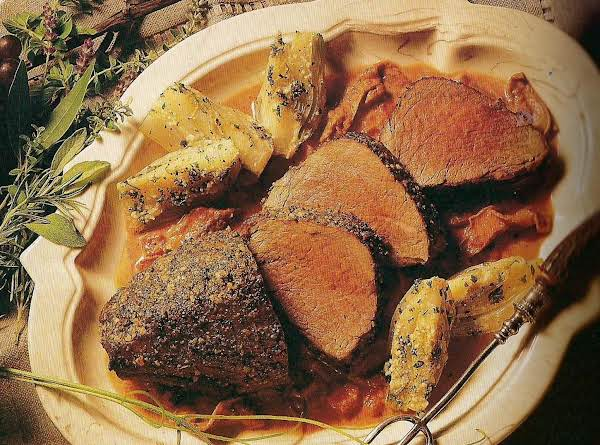 Filetto Di Manzoarrosto Alle Erbe (herbed Roasted Recipe