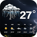 Weather Forecast : live weather and forecast icon