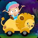 Fun Kid Racing - car game 🚗🏁👦 icon