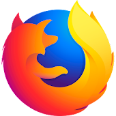 Firefox-browser, snel en privé icon