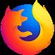 Firefox ブラウザー 高速 & プライベート