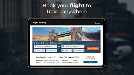 Flight tracker:flight status & flight radar screenshot 4