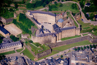 Photo: La château de Sedan.