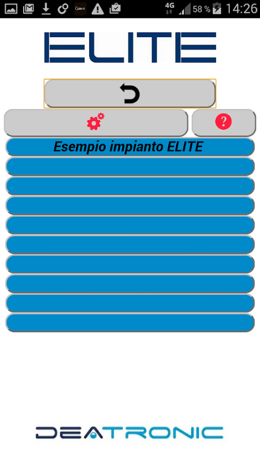 Elite GSM- screenshot