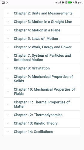 Download Class 11 Physics Notes APK latest version app by