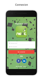Concours Next - náhled
