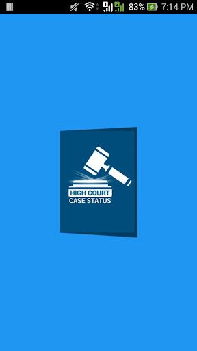 Indian High Court Case Status