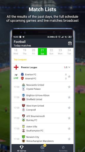 777score - Live Soccer Scores, Fixtures & Results 777SCORE-1.1.8-22 screenshots 3