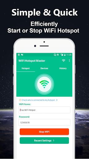 WiFi Hotspot Master - Powerful Mobile Hotspot 1 0 13 Apk