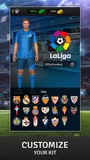 Golden Manager - Football Game screenshot 03