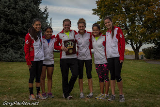 Photo: Kamiakin Girls - 3A  District Champs Mid-Columbia Conference Cross Country District Championship Meet  Buy Photo: http://photos.garypaulson.net/p554312676/e4804a044