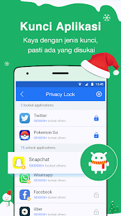 LEO Privacy-Applock,Boost,Hide- gambar mini tangkapan layar