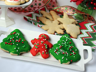 Nutmeg Christmas Cookies Recipe