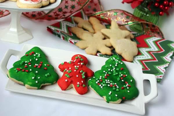 Nutmeg Christmas Cookies Recipe