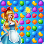 Candy Tasty - Match 3 Puzzle Icon