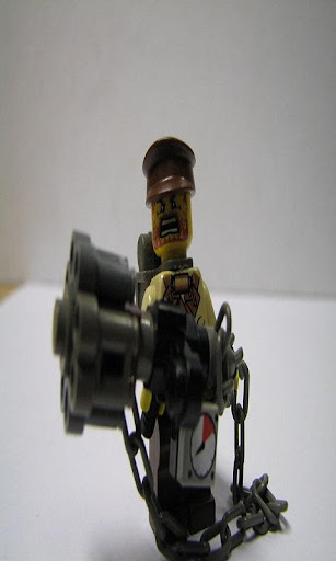 Steampunk Heroes Toys