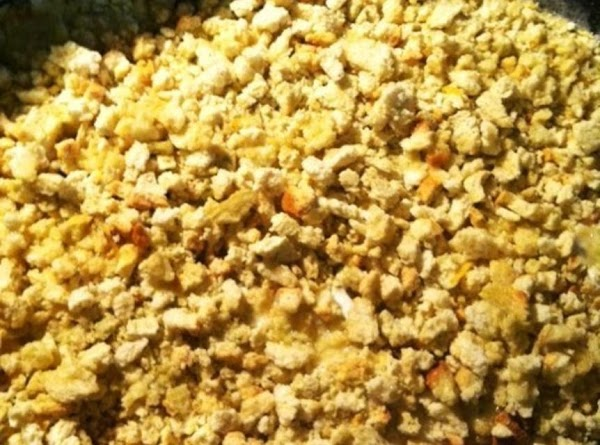 Sprinkle the stuffing mix on top of soup mixture. Drizzle with melted butter. Cook on...