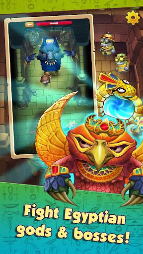 Code Triche Monster Hustle: Fun in dungeons APK MOD screenshots 5
