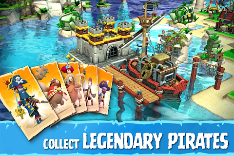 Plunder Pirates screenshot 04