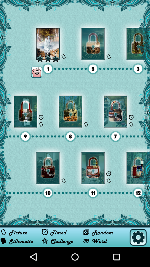 Hidden Object - Writer's Muse- screenshot