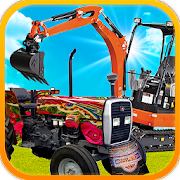 Game Heavy Tractor Excavator Simulator: Offroad Drive APK for Windows Phone