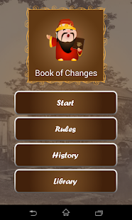 Book of Changes - I ching - náhled