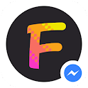 Fancy Texts for Messenger icon