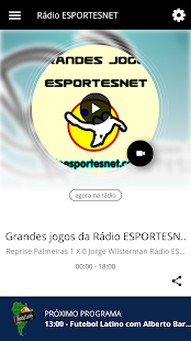 Rádio ESPORTESNET- screenshot thumbnail