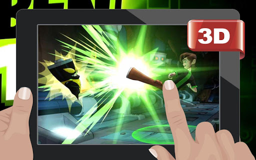 Ultimate Ben: Alien Force Battle for PC