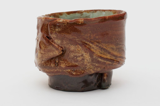 Robert Cooper Ceramic Tea Bowl 095